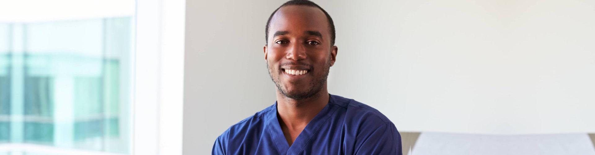 a male nurse